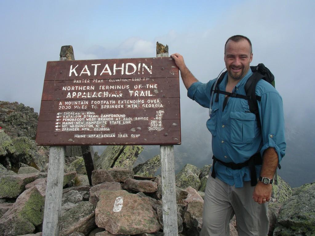 (1y)Baxter Peak summit
