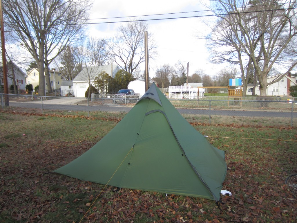 """Golite Shangria-La 5 """"hot tent"""""""