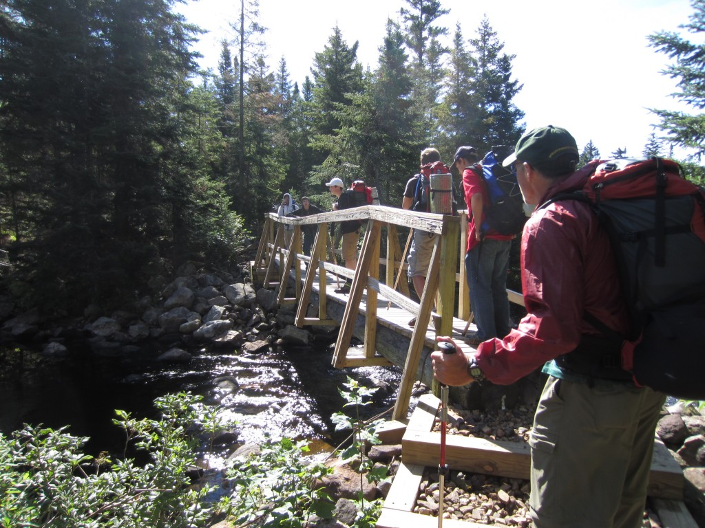 Bridge across West Canada Creek