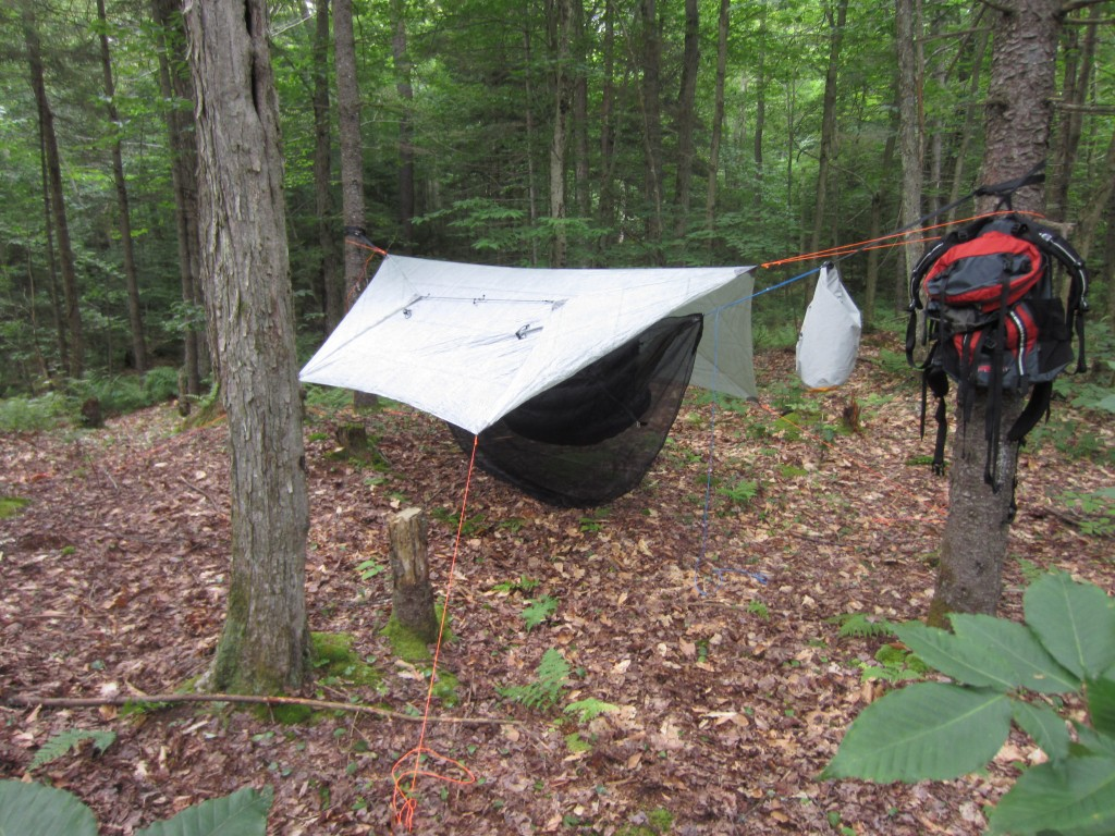 Hammock Gear Cuben Tarp with Doors