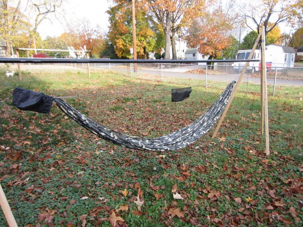Camo Argon 1.6 hammock